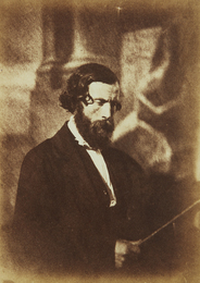 Louis-Rémy Robert, 'Portrait of Jules André,' 1850-1855, Phillips: The Odyssey of Collecting