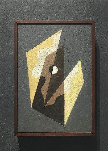 , 'Untitled (Wood Construction),' 1940, Weinstein Gallery