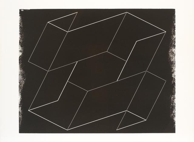 , 'Interlinear K 50,' 1962, Alan Cristea Gallery