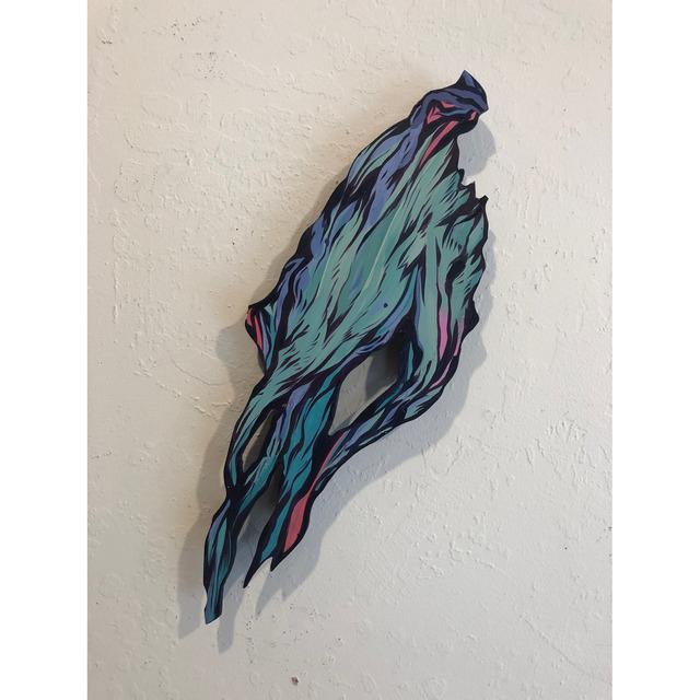 "Daniel ""Attaboy"" Seifert, 'Decomposing Hand of a Wraith (study for Shroom Corpse)', 2016-2019, Gallery 30 South"