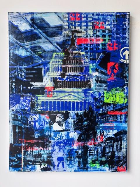 , 'Fair Card Value 29,' 2018, Long View Gallery