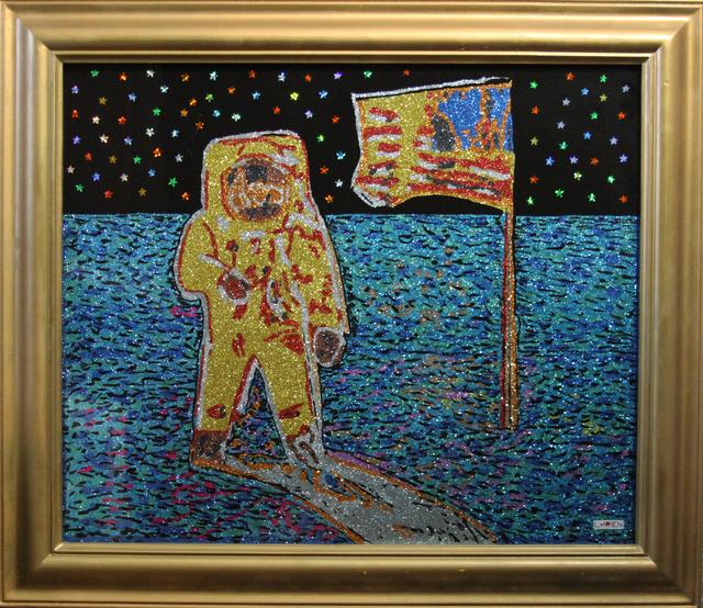 , 'Primer hombre en la luna,' 2017, Larenland Art Space