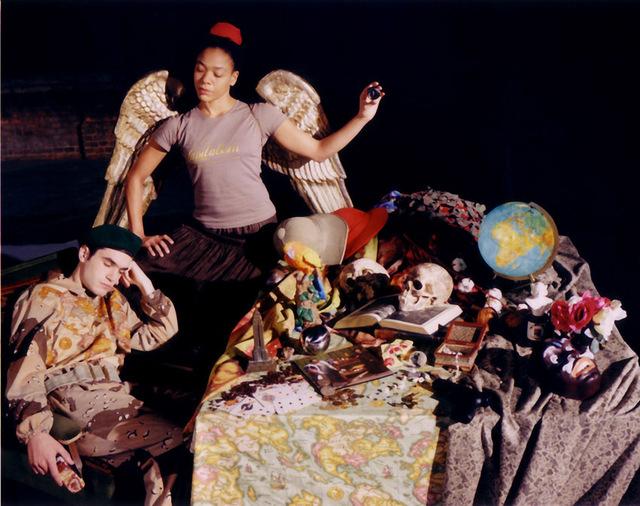 Lisl Ponger, 'Destroy Capitalism', 2005, Photography, Analog C-Print, Charim Galerie