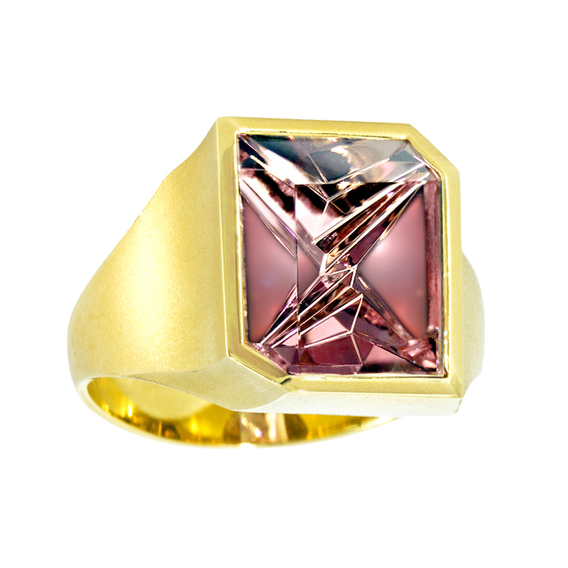 , 'Faceted Rubelite Tourmaline Solitaire Ring,' 2016, Szor Collections