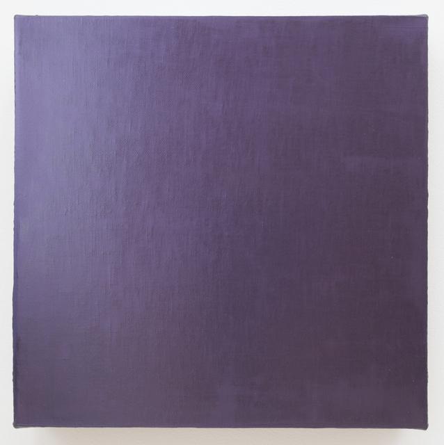 , 'Deep Violet,' 2000, Haines Gallery