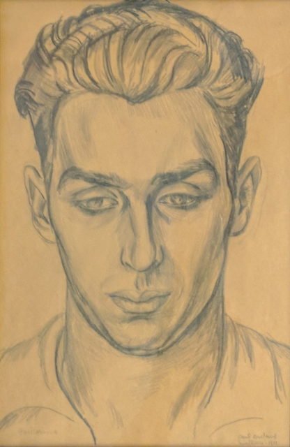 , 'Guillermo, Mallorca,' 1933, Childs Gallery