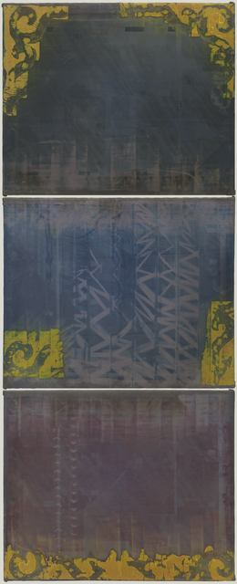 , 'Untitled (three vertical panels),' 2000-2012, Resource Art