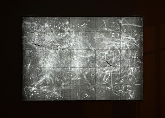 , 'Sleep (Negative),' 2013, Galerie Krinzinger