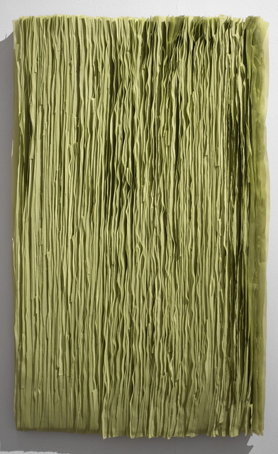 , 'Labyrinth of Passions (The Green process),' 2017, Primo Marella Gallery