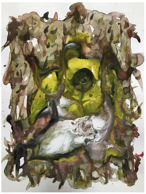 , 'Eagle,' 2018, Mark Borghi Fine Art