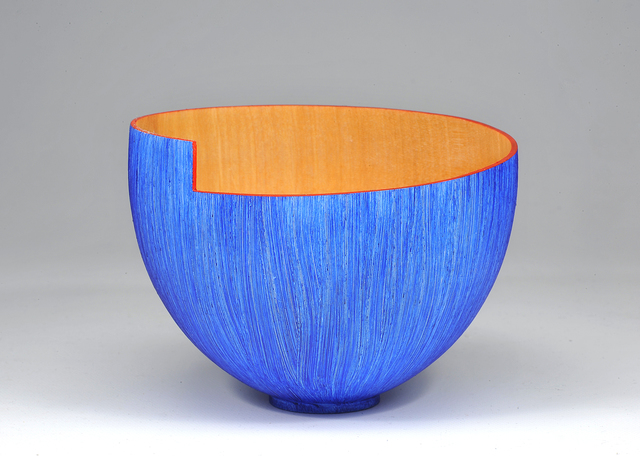 Ulf Jansson, 'Soft Blue', 2019, Wood Symphony Gallery