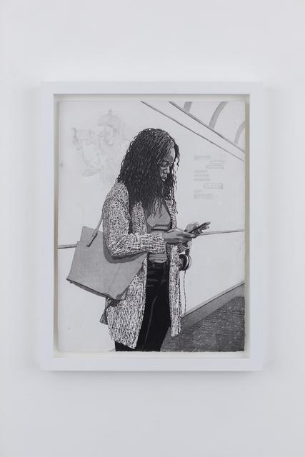 , 'Kris,' 2018, Wil Aballe Art Projects | WAAP