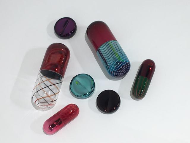 , 'Glass Grouping #2,' 2011-2013, Gavlak