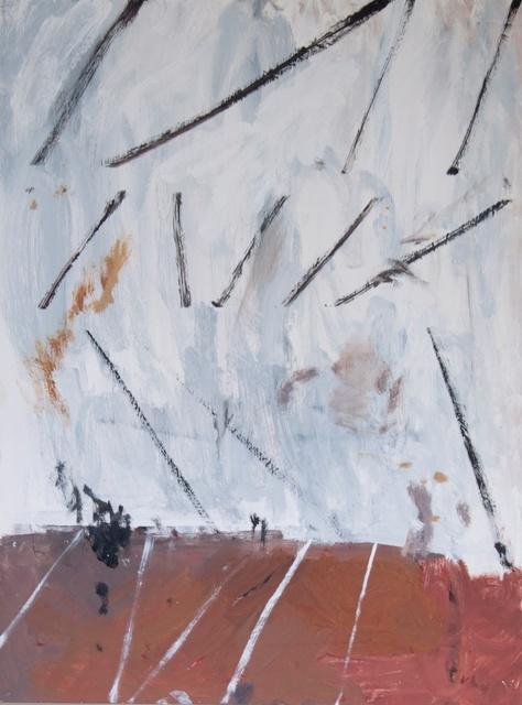 Matt Arbuckle, 'The Napier', 2015, Painting, Oil on board, Tim Melville Gallery