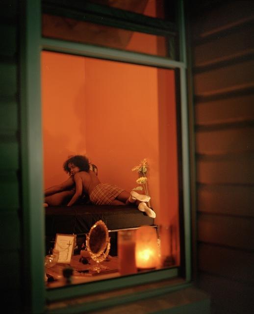 Jheyda McGarrell, 'Let you in Last Night', 2018, Team Gallery