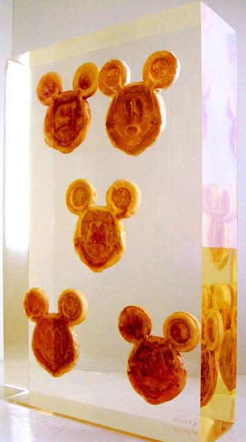 Helder Batista, 'Mickey Mouse', 2015, Kreislerart