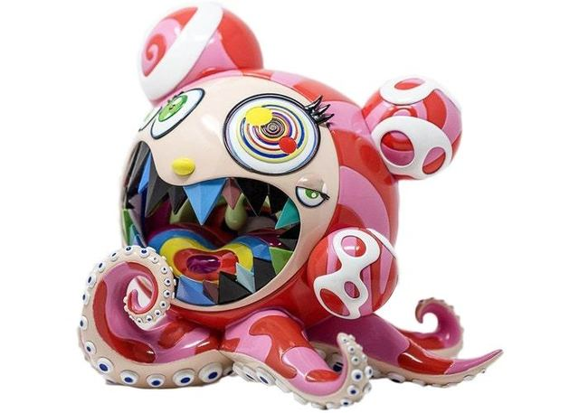 Takashi Murakami, 'Mr. Dob', 2017, Sculpture, Painted cast vinyl, David Benrimon Fine Art