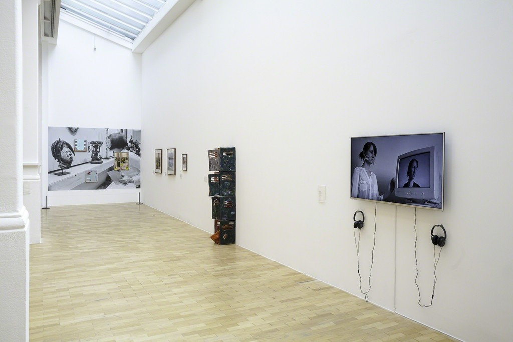Installation view: Whitechapel Gallery, London 15 July – 6 September 2015