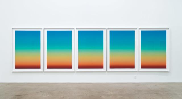 , 'Untitled (SEAT 16A),' 2015, Diane Rosenstein