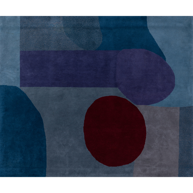 Paul Klee, 'Bleu rouge', 1940, PIASA
