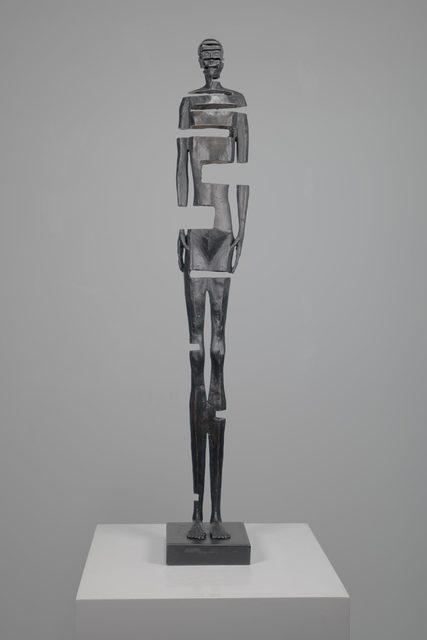 , 'Same Body Different Day #5,' 2018, Galleria Punto Sull'Arte