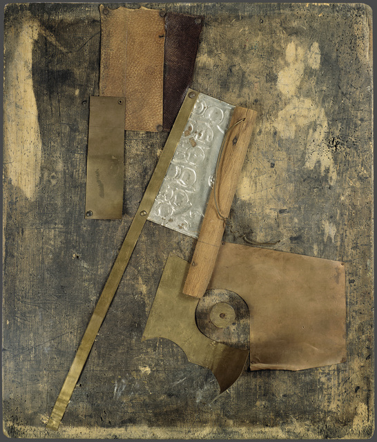 , 'Painterly Relief,' 1914-1916, Fondation Beyeler