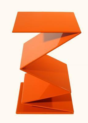 LeavittWeaver, 'Zig Zag Table (small)', Westbrook Modern