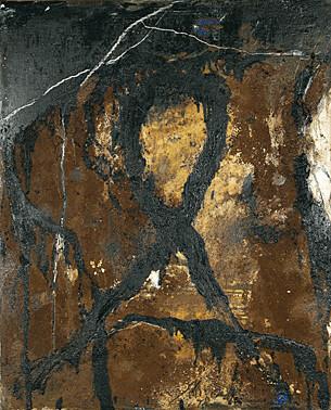, 'Ankh,' 1978, Galerie Boisseree