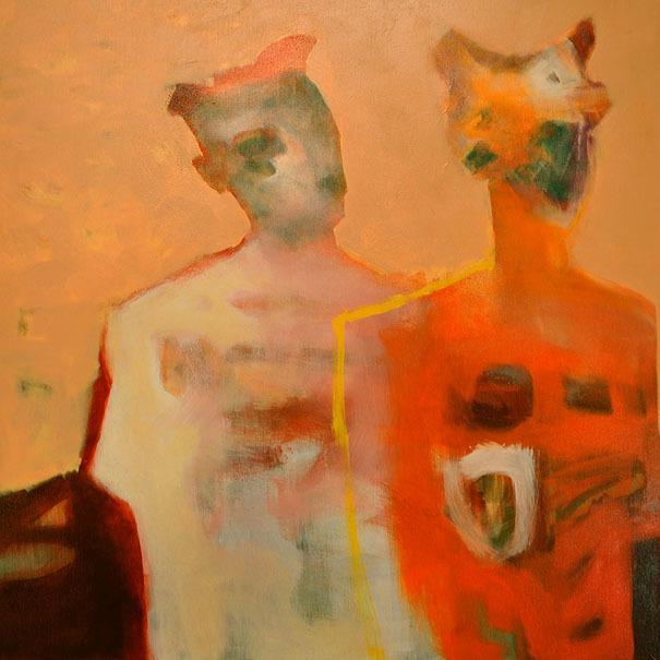 , 'Varlos Embrace,' 2014, Morton Fine Art