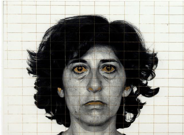 , 'Autoportrait Doré,' 1995-1996, espaivisor - Galería Visor
