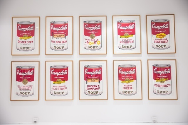 Andy Warhol, 'Campbell's Soup II, Complete Portfolio (FS II. 54-63)', 1969, Print, Screenprint on Paper, Revolver Gallery