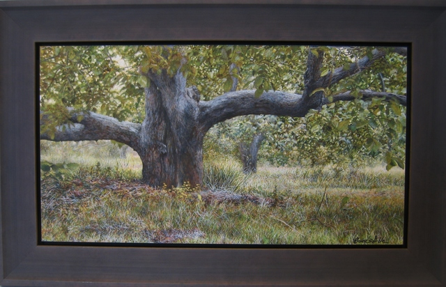 , 'The Apple Orchard,' 2016, Abbozzo Gallery