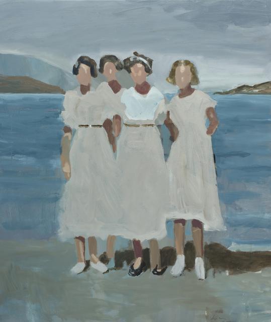 , 'Clear Skies,' , Castlegate House Gallery