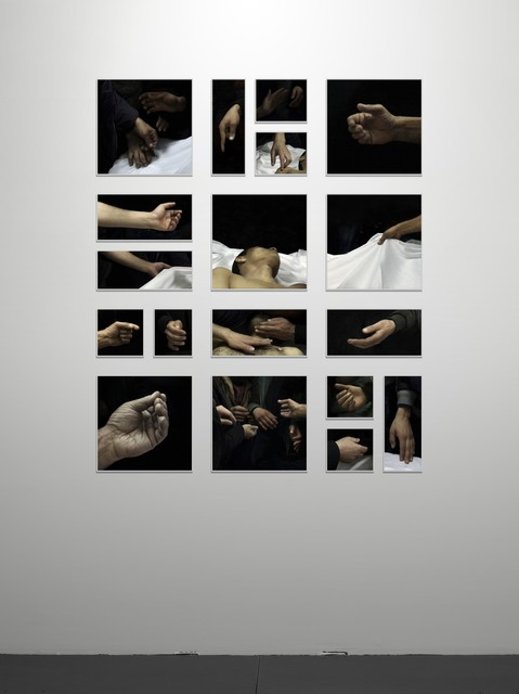 , 'Les Témoins,' 2016, Galerie Nathalie Obadia