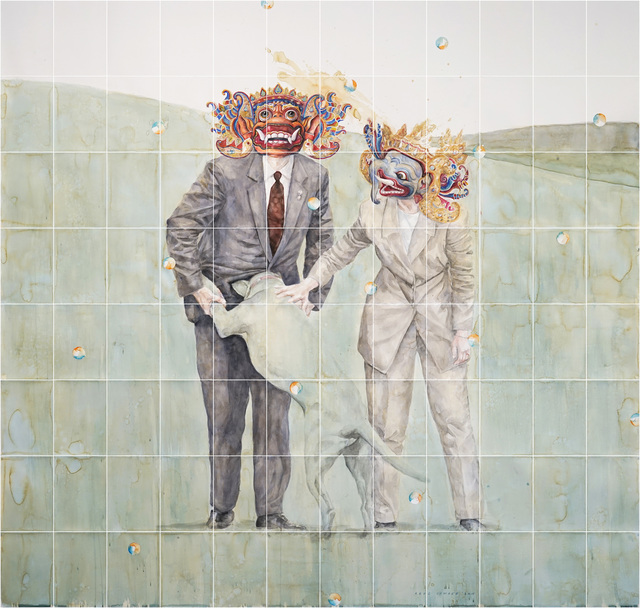 , 'Karma Sutra,' 2016, Nadi Gallery