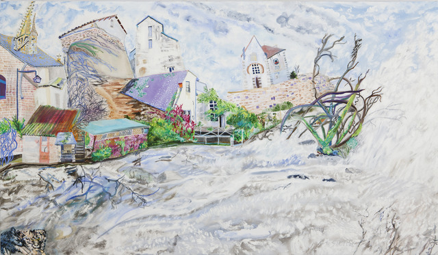 , 'Brittany Village,' 2011, Bookstein Projects