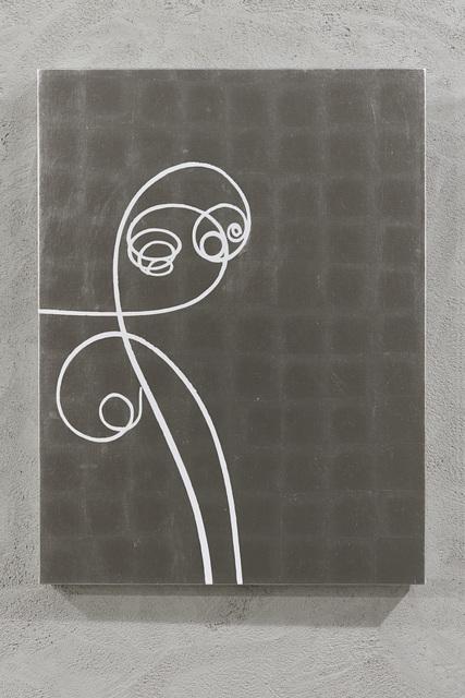 , 'Abstraction (Moon Woman),' 2014, Galerie Bob van Orsouw
