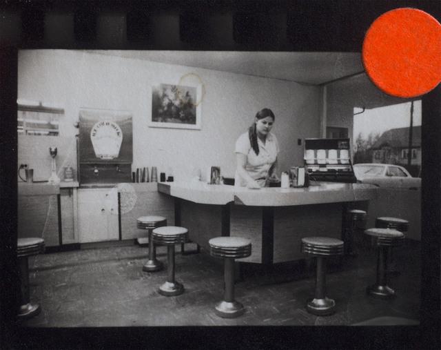 , 'Waitress,' 1973-2015, Monte Clark Gallery