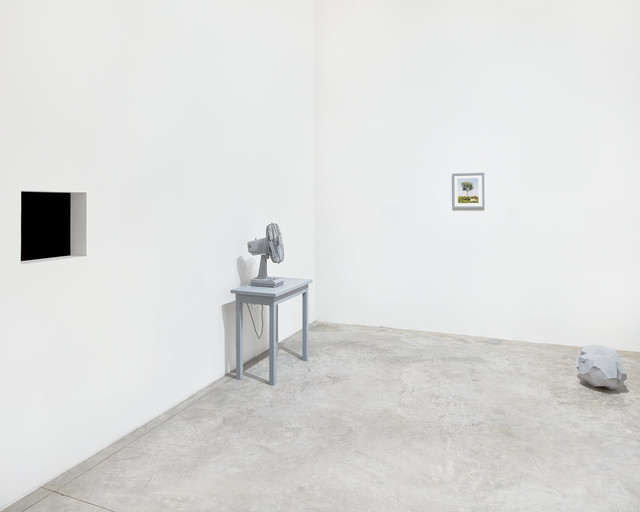 , 'The Tree that Became Man and Found its Own Picture in Its Dream,' 1998, Tina Kim Gallery