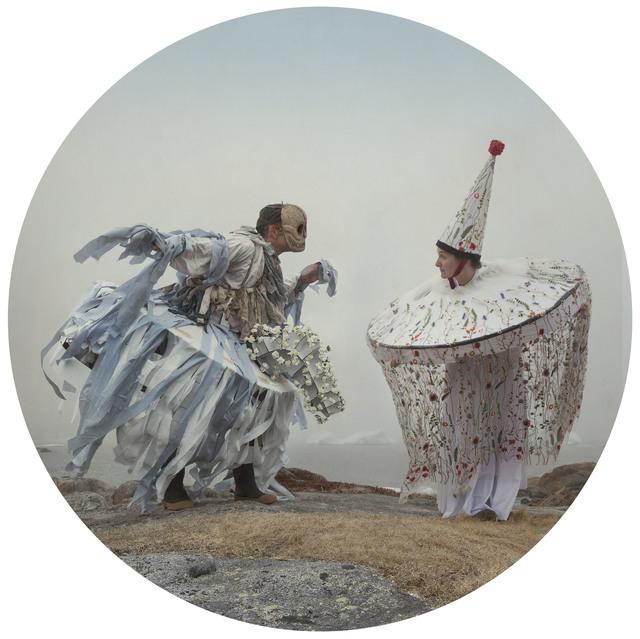 , 'Hobby Horses a Courtin',' 2018, Kopeikin Gallery