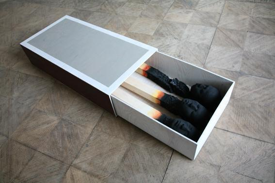 , 'Baby Matchbox,' 2008-2011, Mark Hachem Gallery
