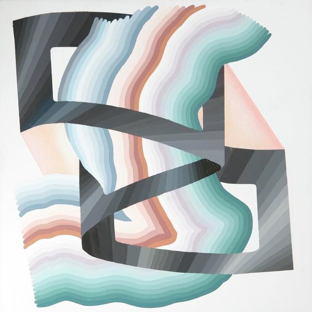 , 'Iridium #3,' 2014, Moskowitz Bayse