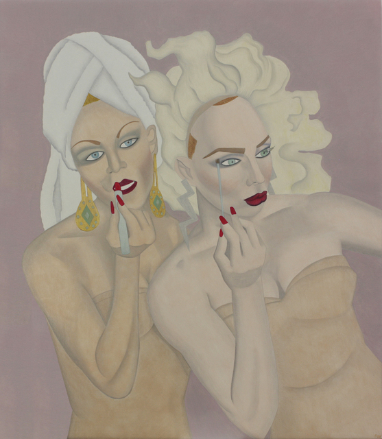 , 'Queens in the Mirror,' , Dolby Chadwick Gallery