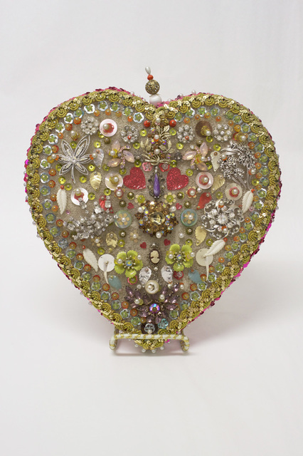 , 'A Heart That Sees You,' ca. 1990, Air de Paris