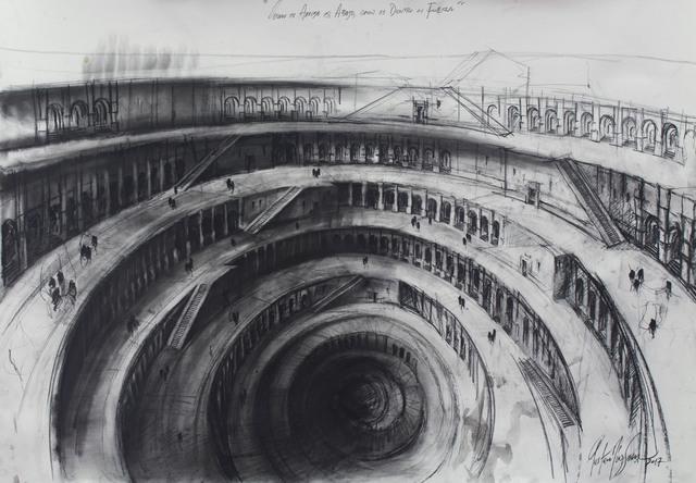 """, 'Serie """"Dante´s hell"""",' 2017, Victor Lope Arte Contemporaneo"""