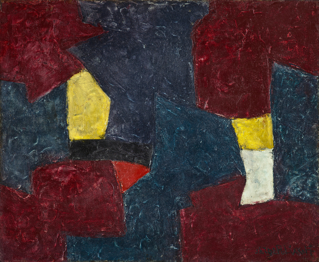 Serge Poliakoff, 'Abstract Composition', 1958, Steven Graven Modern & Contemporary Art