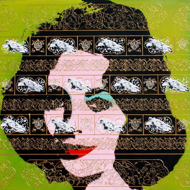 , 'Green Liz,' 2016, Janet Rady Fine Art