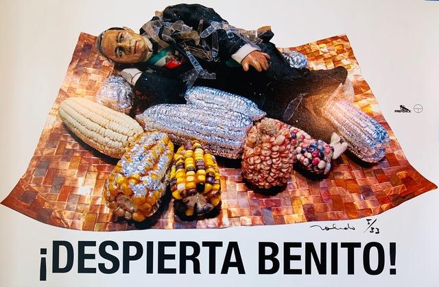 , 'Despierta Benito (Wake Up Benito),' 2014, Sin Título Gallery