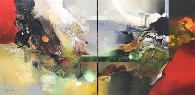 , 'Harmony and Balance (Diptych),' , Avran Fine Art