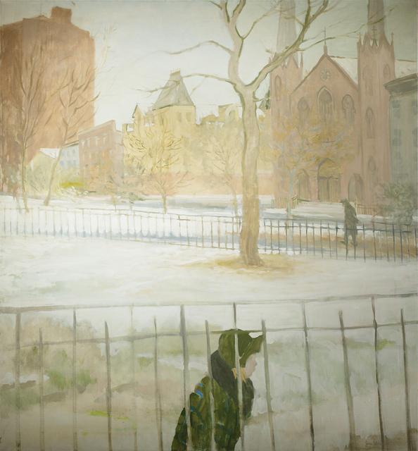 , 'Julia in the Park,' 1964, Questroyal Fine Art